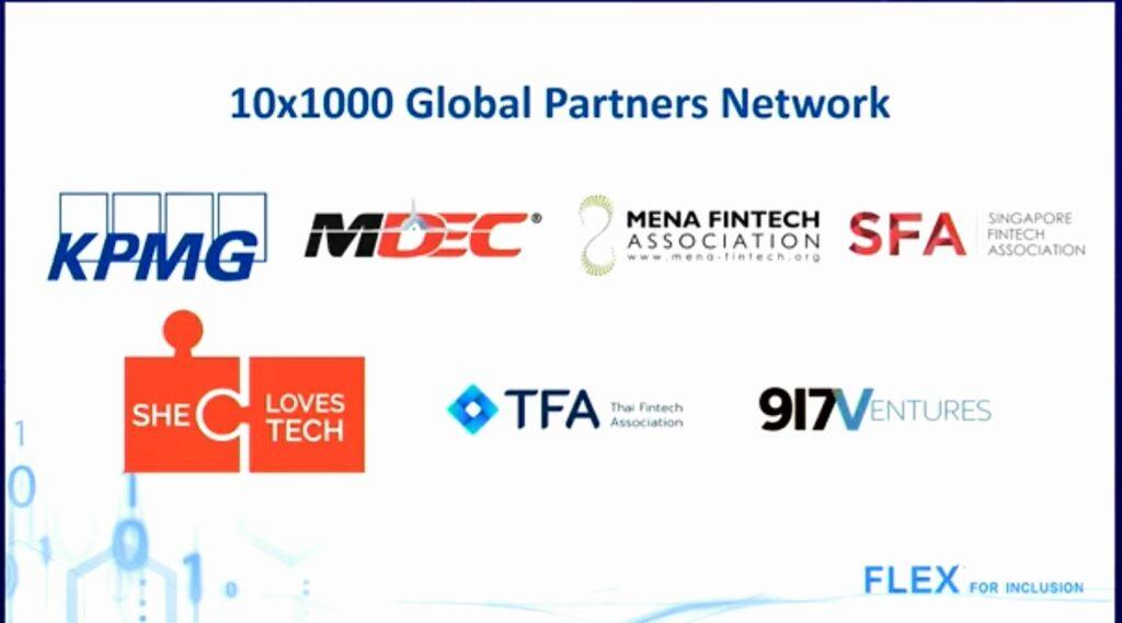 10x1000 Flex for Inclusion
